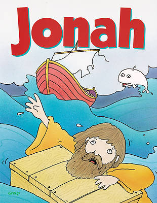 Bible Big Books - Jonah