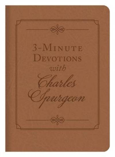 3-Minute Devotions with Charles Spurgeon [ePub Ebook]