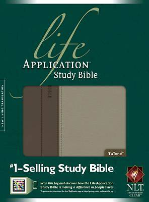 Life Application Study Bible New Living Translation