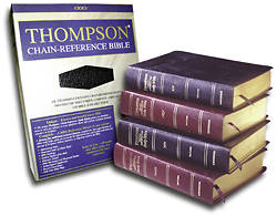Bible NIV Thompson Chain Reference Study Handy Size