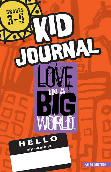 Love In A Big World: Anger Management Gr 3-5 Journal (5 Sessions) Print