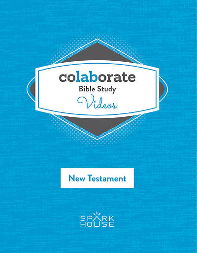 Colaborate: Bible Study DVD: New Testament