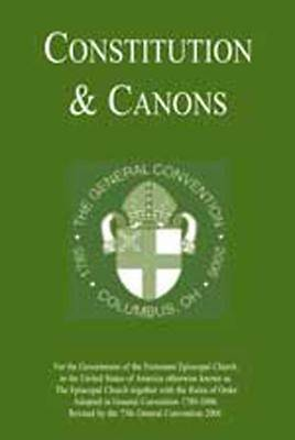 Constitution & Canons 2006 with CD-ROM