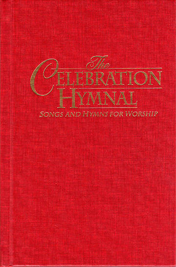 Celebration Hymnal Standard Edition Red