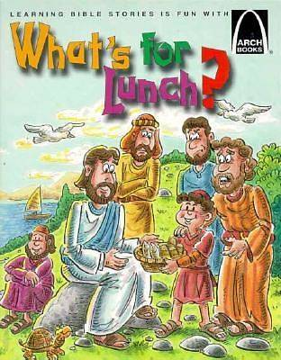 Whats For Lunch? Arch Book
