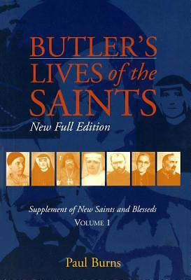 Supplement of New Saints and Blesseds