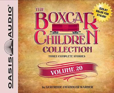The Boxcar Children Collection Volume 20 (Library Edition)
