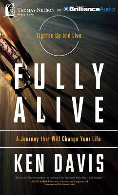 Fully Alive Audiobook - MP3 CD