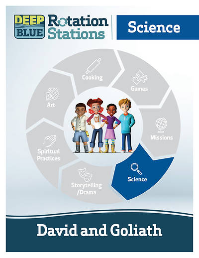 Deep Blue Rotation Station: David and Goliath - Science Station Download
