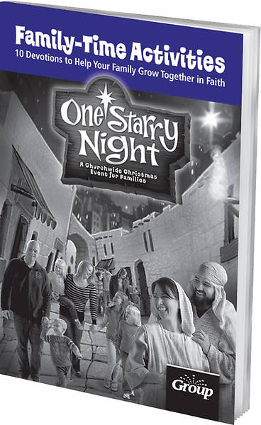 One Starry Night Family-Time Devotions Booklet (10 PACK)