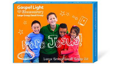 Gospel Light Large Group Kit Spring