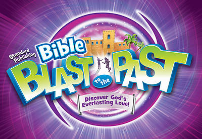 Standard VBS 2015 Bible Blast to the Past Starter Kit