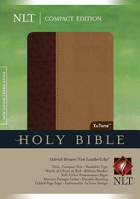 Compact Bible-NLT-10th Anniversary