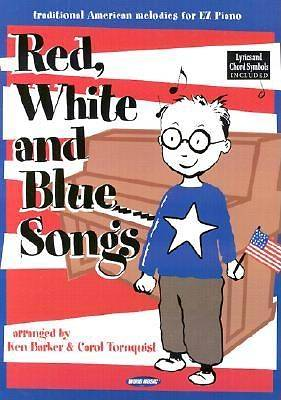 Red, White & Blue Songs