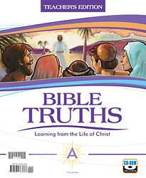 Bible Truths a Teachers Edition with CD Grade 7 3rd Edition