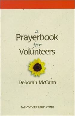 A Prayerbook for Volunteers