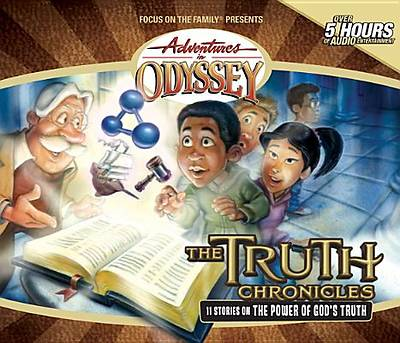The Truth Chronicles CD