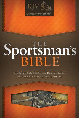 The Sportsmans Bible - KJV Large Print Edition
