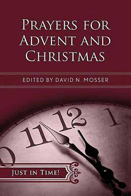 Just in Time! Prayers for Advent and Christmas - eBook [ePub]
