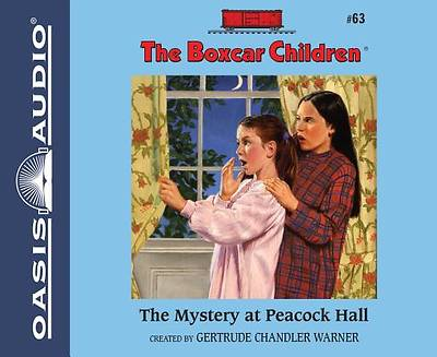 The Mystery at Peacock Hall (Library Edition)