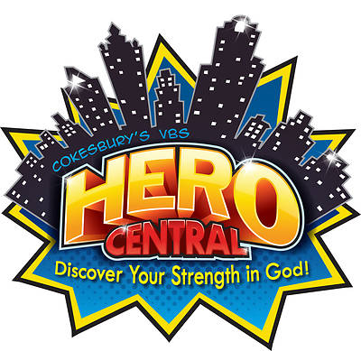 Vacation Bible School 2017 VBS Hero Central Mission Leader - Download
