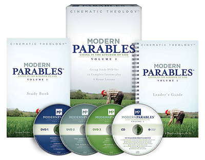 Modern Parables Volume 1 Group Study DVD Set