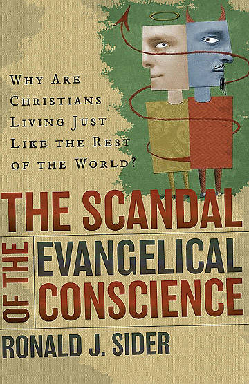 The Scandal of the Evangelical Conscience [ePub Ebook]