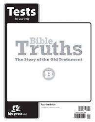 Bible Truths Level B Testpack Grade 8 4th Edition