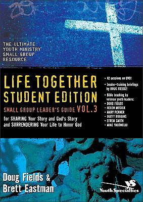 Life Together Leaders Guide DVD III- Sharing and Surrendering