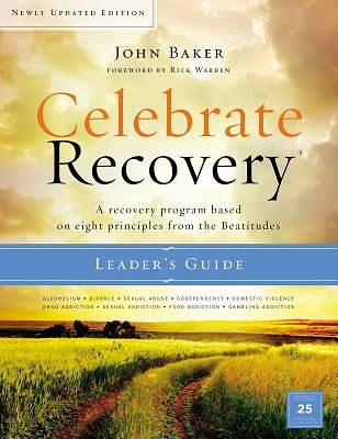 Celebrate Recovery Updated Leaders Guide