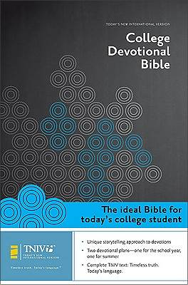Todays New International Version College Devotional Bible