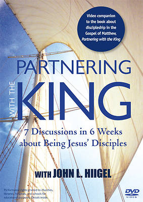 Partnering with the King DVD