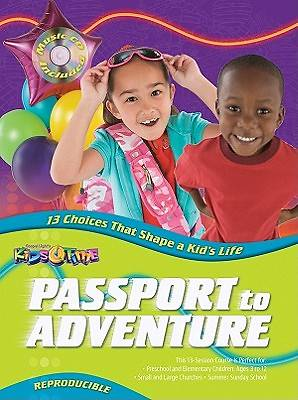 Kidstime Passport to Adventure