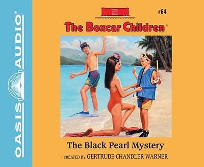 The Black Pearl Mystery (Library Edition)