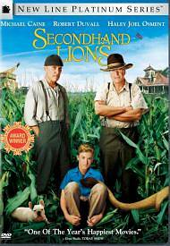Secondhand Lions DVD