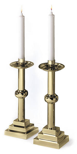 King of Kings Candlesticks - Pair