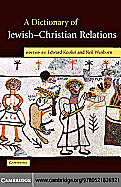 Dict Jewish Christian Relations [Adobe Ebook]