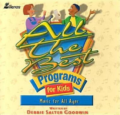All the Best Programs for Kids CD