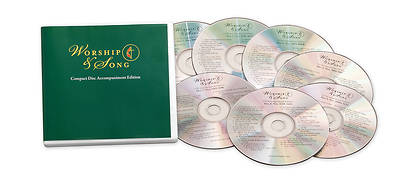 Worship & Song CD Accompaniment Kit without Cross & Flame