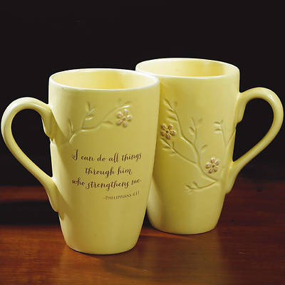 Blessing Branches Mug - I Can Do All Things