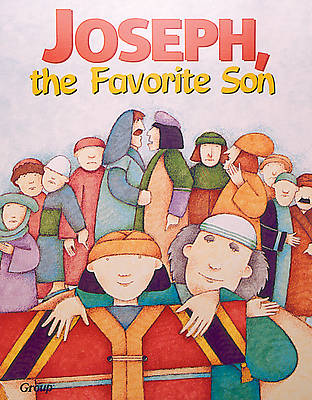 Group Hands on Bible Big Books, Age 5 & 6: Joseph, The Favorite Son