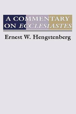 Commentary on the Book of Ecclesiastes