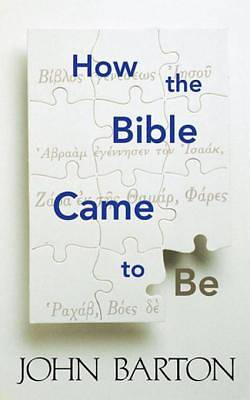 How the Bible Came to Be [ePub Ebook]