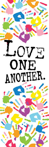 Bookmark Kids Love One Another 1 John 4:7