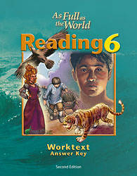 Reading Worktext Teacher Grd 6 2nd Edition