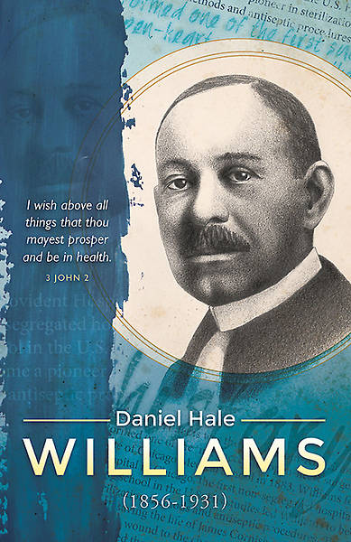 Black History Bulletin-Daniel Hale Williams