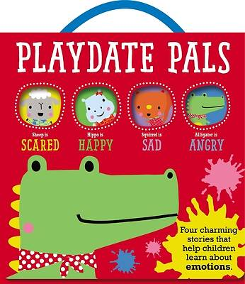Playdate Pals Emotions Box Set