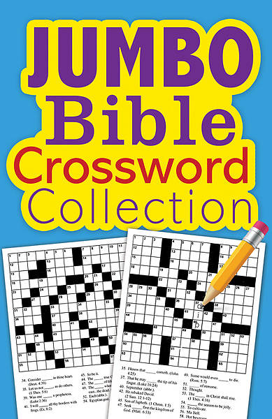 Jumbo Bible Crossword Collection
