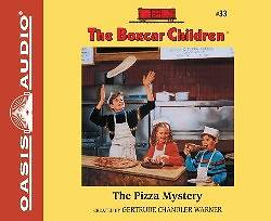 The Pizza Mystery (Library Edition)