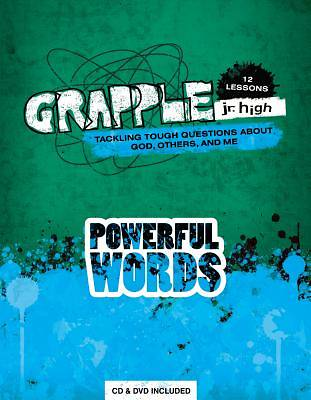 Grapple Jr. High - Powerful Words